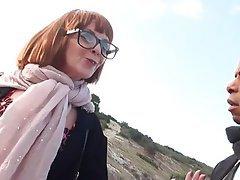 Amateur Blonde Blowjob French Mature
