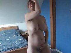 French Hairy Masturbation MILF Orgasm