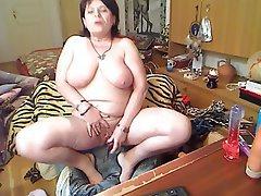 Big Boobs Granny Mature Webcam