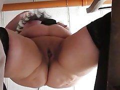 Amateur BBW Masturbation Mature Squirt