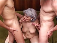 Anal Granny Mature Saggy Tits