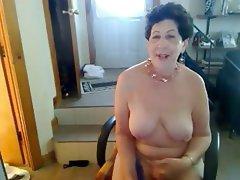 Amateur Granny Mature Softcore Webcam