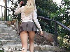 Amateur Public MILF Upskirt Upskirt