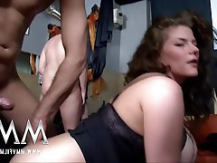 Amateur German Group Sex Swinger Teen