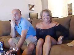 British Mature Webcam Couple