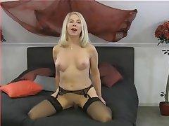 Big Boobs Blonde MILF Webcam