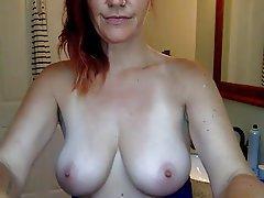 Mature Redhead Webcam