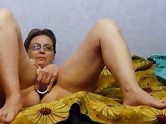 Amateur Masturbation Russian Dildo