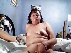 Amateur Hairy Mature MILF Granny