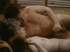 Hairy Mature MILF Stockings Vintage