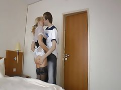German Lingerie Mature Old and Young