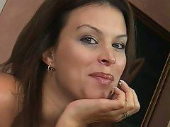 Blowjob Brunette Housewife Mature MILF
