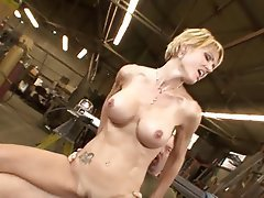Blonde Hardcore Mature MILF