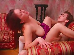 Brunette Mature MILF Old and Young