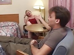 Blonde Creampie Hardcore Mature Old and Young