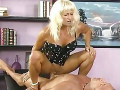 Blonde Blowjob German Mature Piercing