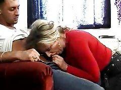 Anal Mature German Granny