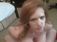 Facial Handjob Mature POV
