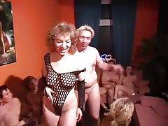 German Group Sex Swinger
