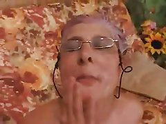 Blowjob Facial Granny Old and Young