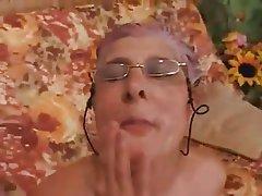 Blowjob Facial Granny Old and Young