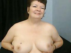 BBW Granny MILF Webcam