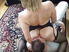 Ass Licking Face Sitting Femdom Mature MILF