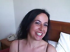 Interracial Mature MILF
