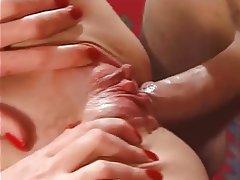 Brunette Facial Mature Small Tits Threesome
