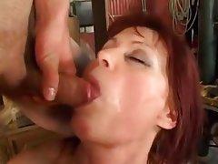 Anal Hardcore Mature MILF Redhead