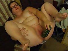 Amateur BBW Masturbation Mature