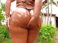image Monica santhiago big slippery brazilan asses 2