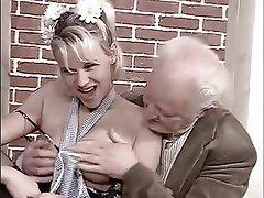 Big Boobs Blonde Blowjob Facial Mature