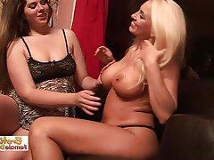 BDSM Femdom Lesbian Mature MILF