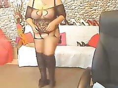 Blonde Mature Webcam
