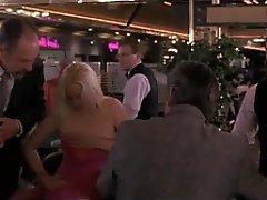 Big Boobs Blonde Celebrity MILF